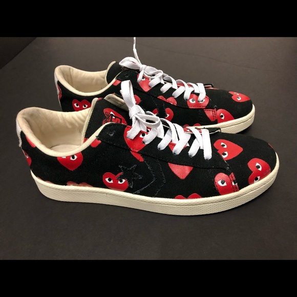 Comme des Garcons Other - Play CDG comme des garcon allstar sneakers bad690a71